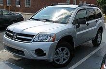 Mitsubishi Endeavor Wikipedia