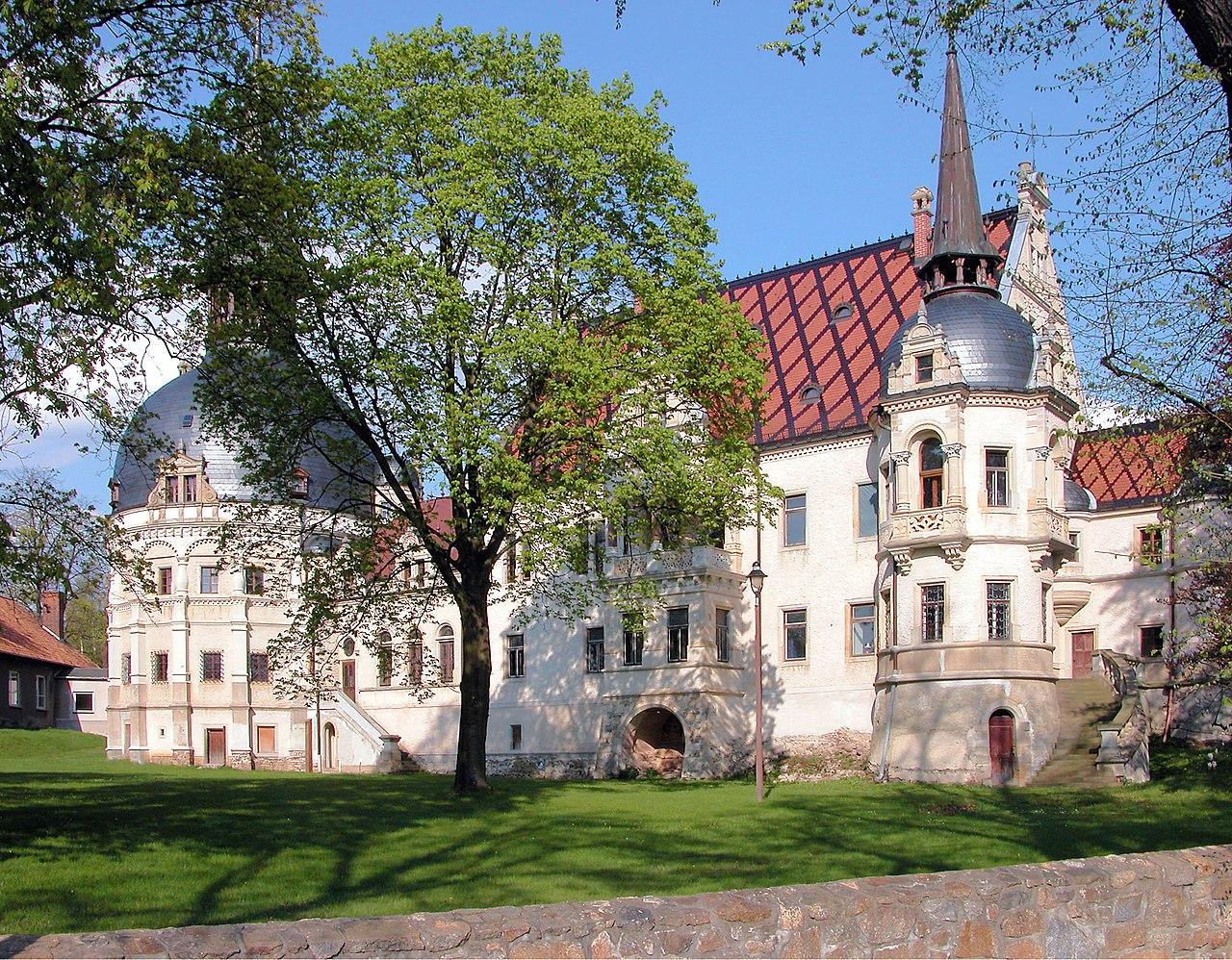Schloss Burgk in Freital