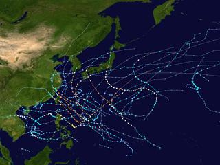 2007 Pacific typhoon season typhoon season in the Pacific Ocean