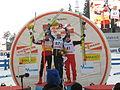 2008 FIS Nordic Championships finish 50km podium.jpg