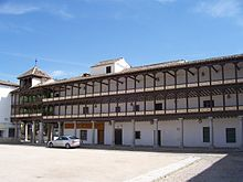 2008 Tembleque. Plaza Mayor 5.JPG