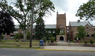 Cretin-Derham Hall High School High school in St. Paul, Minnesota