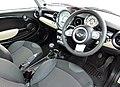 2009 Mini Hatch (R56) Cooper Chilli hatchback (2011-04-22).jpg