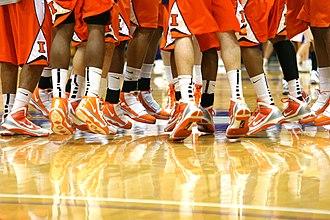 2009–10 Illinois Fighting Illini men's basketball team - Fighting Illini feet