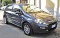 2010 Fiat Punto Evo grey front.JPG