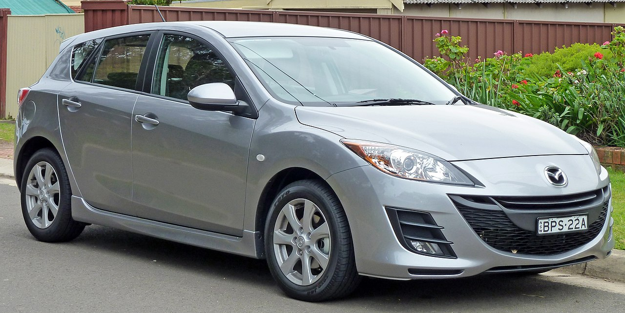 2010 mazda 3 i sport sedan 2 0l auto. Black Bedroom Furniture Sets. Home Design Ideas