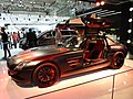 2010 Mercedes-Benz SLS AMG (C 197) Blackbird coupe (2010-10-16) 03.jpg