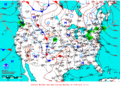 2013-03-28 Surface Weather Map NOAA.png