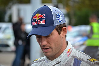2014 World Rally Championship - Sébastien Ogier successfully defended the World Drivers' Championship title.