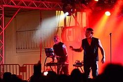 Klinik beim Amphi Festival 2014