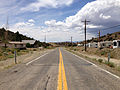 2014-07-30 13 38 02 View west from the east end of Nevada State Route 377 (Manhattan Road) in Manhattan, Nevada.JPG