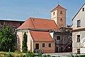 2014 Bystrzyca Kłodzka, kościół św. Jana Nepomucena 00.JPG