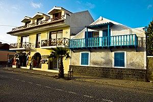 Sal, Cape Verde - Image: 2014 Cape Verde. Sal. Fina Hus