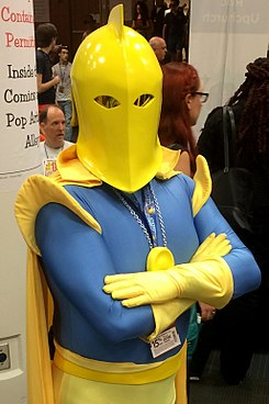 2014 Dragon Con Cosplay - Doctor Fate (15123297952) (cropped).jpg