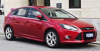 Ford Focus (third generation) Motor vehicle