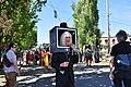 2014 Fremont Solstice parade - TVs & money 08 (14330052360).jpg