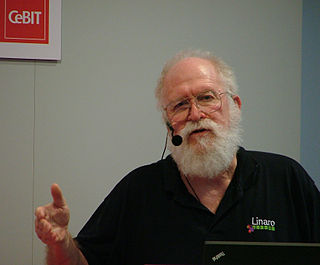 Jon Hall (programmer) Programmer and major contributor to the Linux project