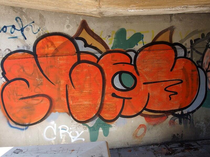 File:20150312 Maastricht; Graffiti at Kennedybrug 05.jpg