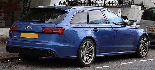 Image of Audi RS 6 Avant (C7)