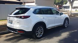 2016 Mazda CX-9 (TC MY16) Azami 2WD wagon (27828355405).jpg