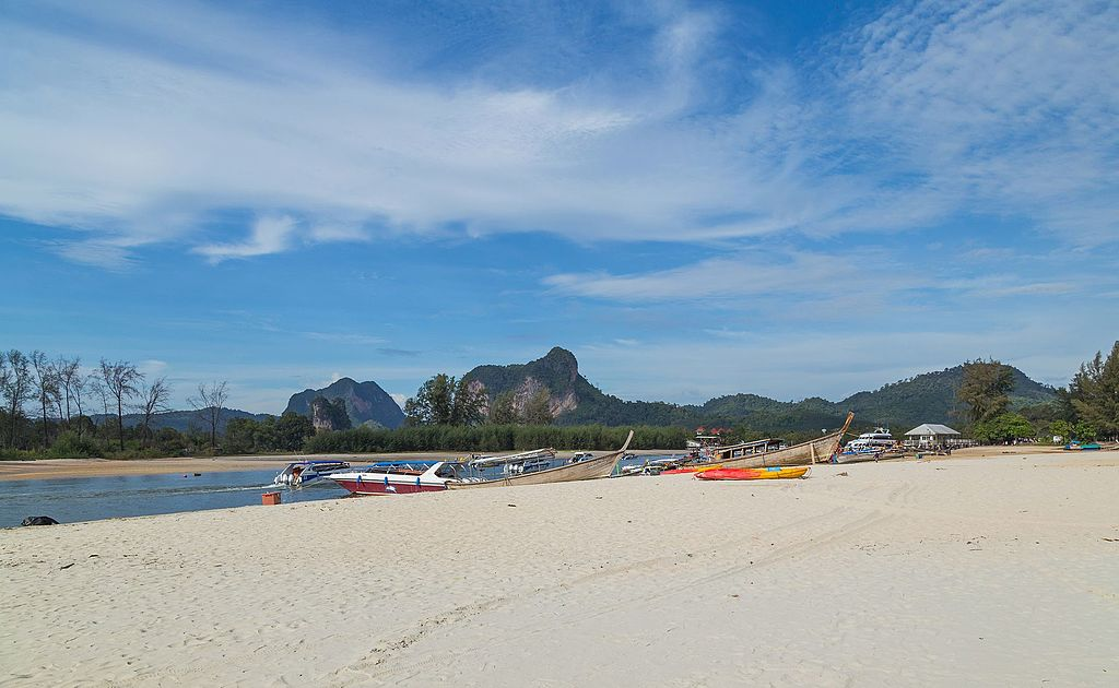 Krabi To Other Islands By Ferry