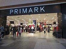 81716dd6687fb Primark in Aqua Shopping Centre, Portimão, Algarve region, Portugal.