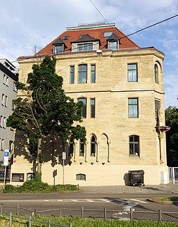 20170530 Stuttgart - Marienstraße 43