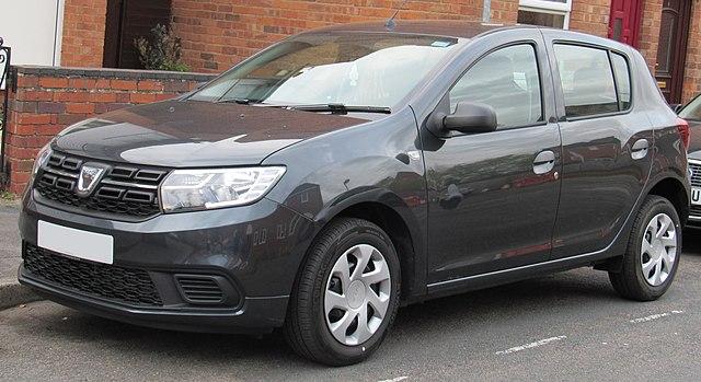 Sandero (Mk2) - Dacia