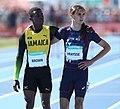 2018-10-16 Stage 2 (Boys' 400 metre hurdles) at 2018 Summer Youth Olympics by Sandro Halank–121.jpg