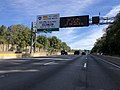 2018-10-17 11 30 16 View east along Interstate 66 just east of Exit 62 in Merrifield, Fairfax County, Virginia.jpg