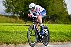 20180924 UCI Road World Championships Innsbruck Women Juniors ITT Elynor Backstedt (GBR) DSC 7568.jpg