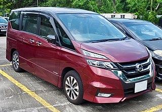 Nissan Serena Minivan