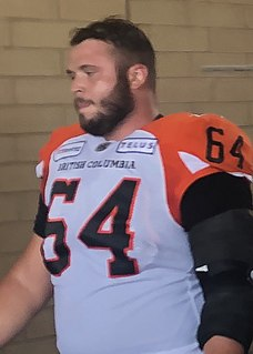 Jean-Simon Roy Canadian football offensive lineman