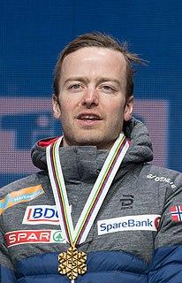 Sjur Røthe Norwegian cross-country skier