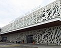 2019 Santa Marta - Fachada del Aeropuerto Internacional Simón Bolívar.jpg