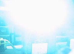 Arc flash - Image: 24 Million Watt high speed flash through welding lens