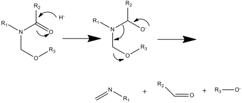 3-Aza-Grob Fragmentation Mechanism