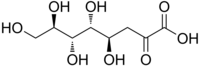3-Deoxy-D-manno-oct-2-ulosonic acid linear.png