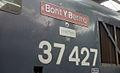 37427 'Bont Y Bermo' Nameplate (9893273845).jpg