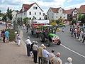 40 Jahre Fuldabrück – Heimatfest im Mai 2012 – Festwagen der FSV Dörnhagen.JPG