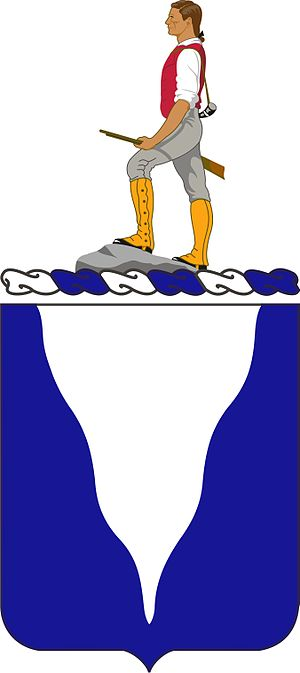 415th Infantry Regiment - Coat of Arms