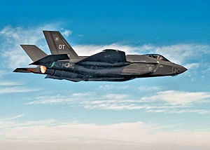 422d Test and Evaluation Squadron - Image: 422d Test and Evaluation Squadron Lockheed Martin F 35A Lightning II 10 5020
