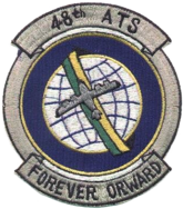 48th Air Transport Squadron - MATS - Emblem.png