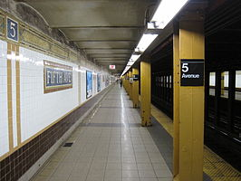 Fifth Avenue – 59th Street (BMT Broadway Line)