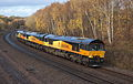 66745 ,66742 and 66850 , North Wingfield.jpg