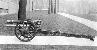 M116 howitzer - 75 mm Howitzer M1920.
