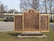 8th Hussar Regimental Memorial