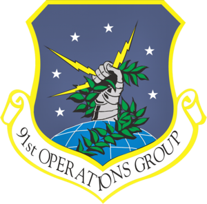 91st Operations Group - Emblem of the 91st Operations Group