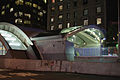 96th Street Broadway subway station entrance (6445841279).jpg