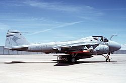 A-6E VA-36 at NAS Fallon 1988